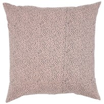 Soft Gallery Pebbles Kuddfodral Stor Silver Rosa Silver Pink, AOP Pebbles