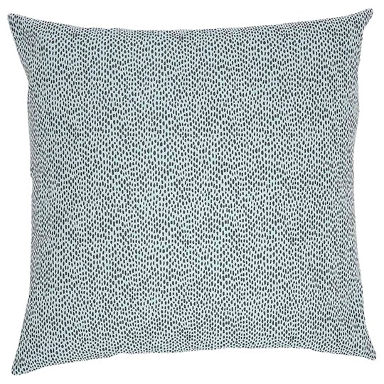 Soft Gallery Pebbles Big Pillow Case Sterling Blue Sterling Blue, AOP Pebbles