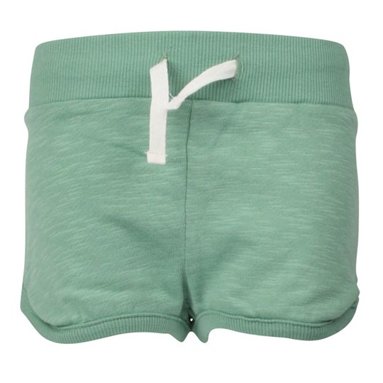 Mini Rodini Sweat Shorts Turquoise Blue