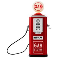 Baghera Gas Station Red