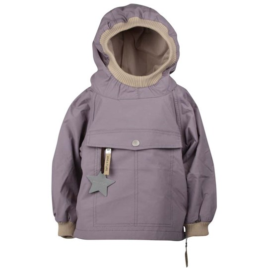 Mini A Ture Vito Anorac Purple Ridge Purple