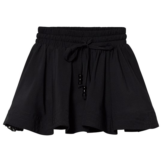 How To Kiss A Frog Wind Skirt Black Black