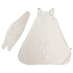 Ergobaby Natural Sleeping Bag and Swaddle Set - 0 - 9 Months