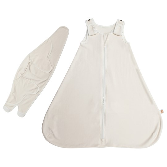 Ergobaby Natural Sleeping Bag and Swaddle Set - 0 - 9 Months Beige
