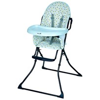 Safety1st Kanji High Chair Grey Patch Black