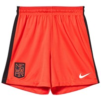 NIKE Orange Neymar Squad Shorts MAX ORANGE/MAX ORANGE/METALLIC SILVER