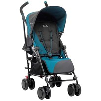 Silver Cross Pop Stroller Jade/Black Jade/Black