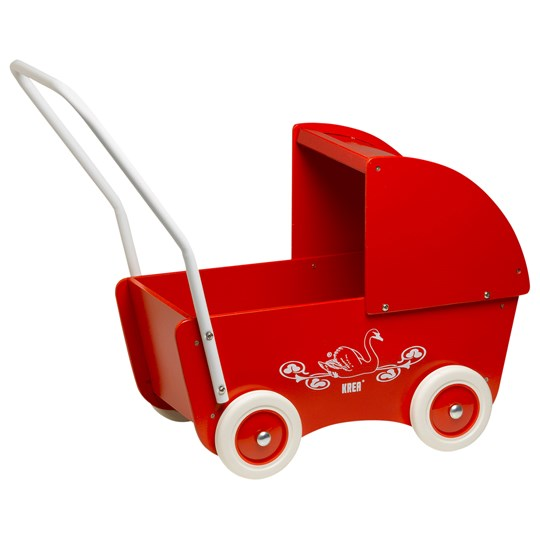 KREA Doll Pram Red Red