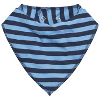 Nova Star Marine Striped Dry Bib Navy