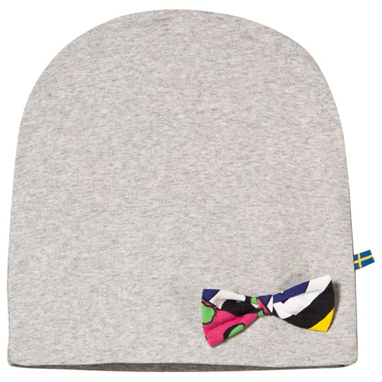 46d2c8304da The BRAND - Bow Hat Grey Melange - Babyshop.com
