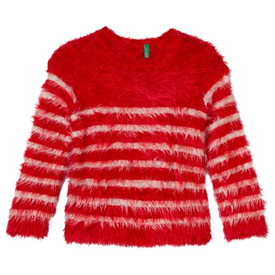 United Colors of Benetton Boys Sweater L//S Jumper