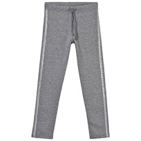 United Colors of Benetton Sweatpants Grey Black