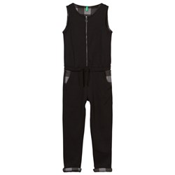 United Colors of Benetton Overall Black