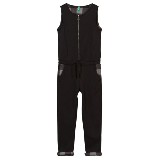 United Colors of Benetton Overall Black Black
