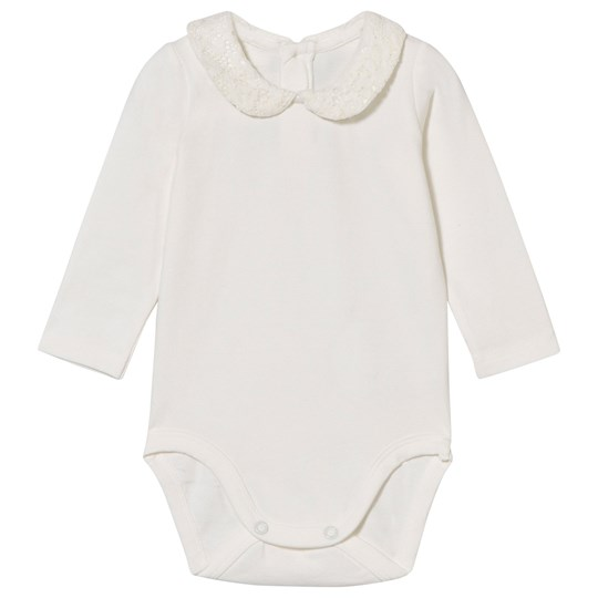 United Colors of Benetton Bodysuit Off White Off white