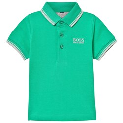 BOSS Green Classic Branded Polo
