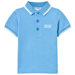 BOSS Blue Classic Branded Polo