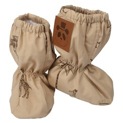 Booties Safari Khaki