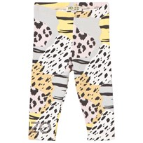 Kenzo Multi Animal Print Leggings 32