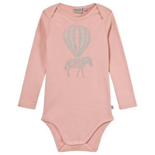 Wheat Baby Body with Print Mellow Rose Mellow Rose