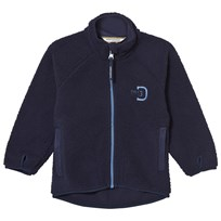 Didriksons Mochini Kid's Jacket Navy Navy