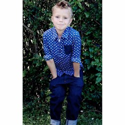 ebbe Kids Baily Shirt Dotted