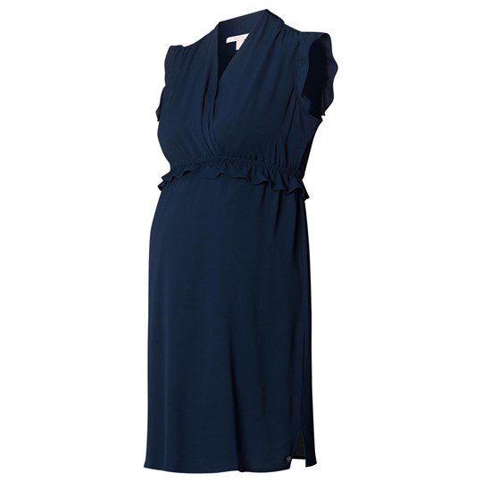 Esprit Maternity Maternity Dress Night Blue Night Blue