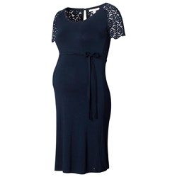Esprit Maternity Maternity Dress Night Blue