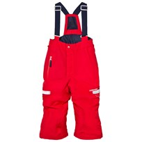 Didriksons Amitola Kid's Overalls Tomato Red Tomato red