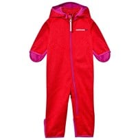 Didriksons Jiele Baby Overall Tomato Red Tomato red