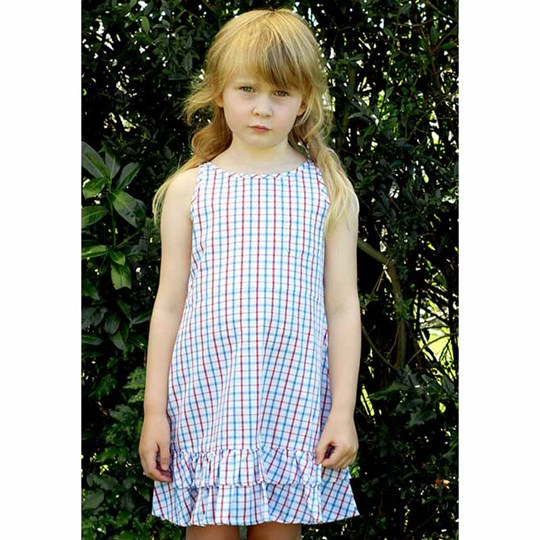 ebbe Kids Betsy Dress Checked Multi