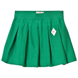 Bobo Choses Pleated Knitted Skirt Mint