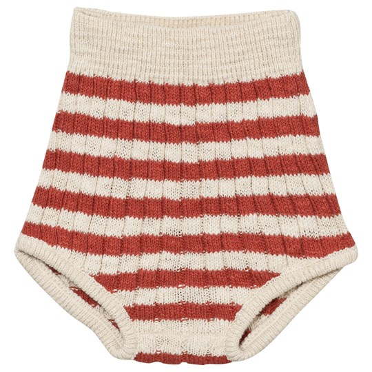 Bobo Choses Knitted Culotte Red Red Clay Red Clay
