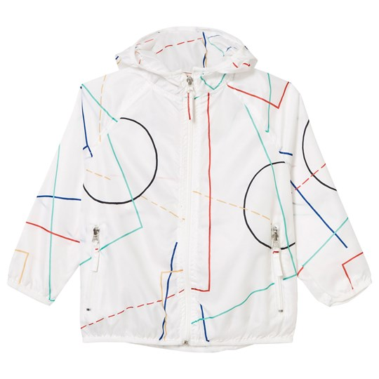 Bobo Choses Court Wind Stopper Jacka Off White Off white