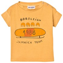 Bobo Choses Jamaica Baby T-Shirt Golden Nugget Golden Nugget