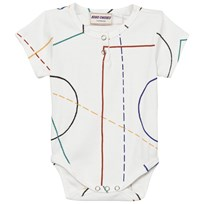 Bobo Choses Court Baby Body Off White Off white