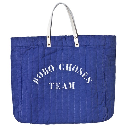 Bobo Choses Padded Tote Bag A Legend Mazarine Blue Mazarine Blue
