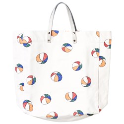 Bobo Choses Tote bag Basket Ball Off White