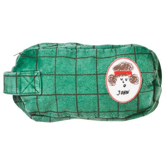 Bobo Choses Net Pouch John Patch Mint Mint