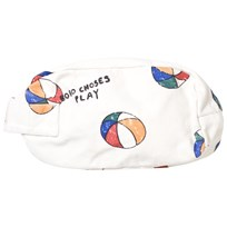Bobo Choses Pouch Basket Ball Off White Off white