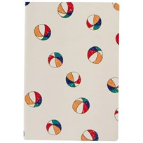 Bobo Choses Basket Ball Note Book Off White Off white
