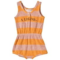 Bobo Choses Striped Terry Romper A Legend Golden Nugget Golden Nugget
