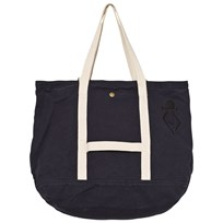 The Animals Observatory Tote Bag Navy Blue Navy Blue
