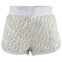 Gardner and the gang Bolt Shorts Heather Grey
