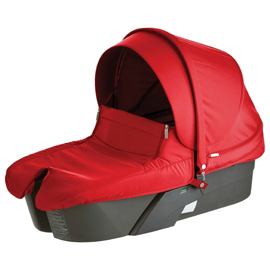 Stokke Stroller Carry Cot Red Red