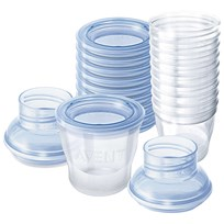 Philips Avent Breast Milk Storage Cups 10-Pack пестрый