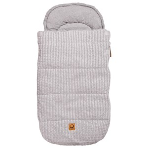 Image of Easygrow Grandma Sleeping Bag Grey Melange Gråmelert (3020092995)
