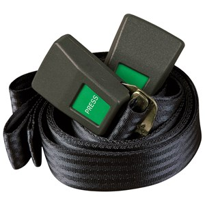 Bilde av Be Safe Anchorage Belts System One Size