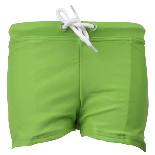 Mini Rodini Swim Pants Green Green