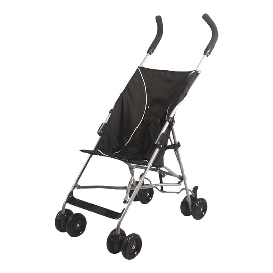 Basson Baby Mini 1014 Umbrella Stroller Black пестрый